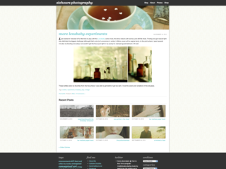 Wordpress theme Lazy Sunday