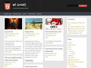 Wordpress theme Themolio