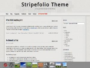 Stripefolio