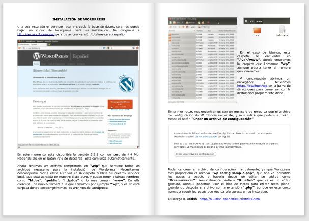 Manual de WordPress ebook gratuito