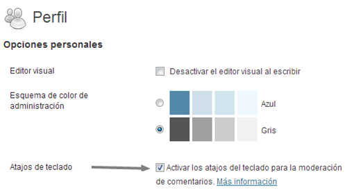 wordpress-shortcuts-comentarios-atajos